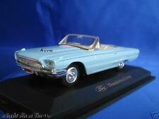 FORD THUNDERBIRD 1966 THELMA LOUISE 1:43 NEW 94224 BLUE YATMING ROAD SIGNATURE