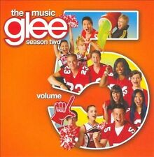 GLEE - The Music, Vol. 5: Season Two (NEW CD, Apr-2011, Epic (USA))