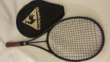 """Le Coq Tennis racquet - Sportif Concept 3 TXM midsize L3 4 3/8"""" w cover VINTAGE"""