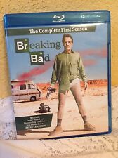 BREAKING BAD: THE COMPLETE FIRST SEASON BLU-RAY 2008 TELEVISION DRAMA SERIES