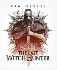 The Last Witch Hunter STEELBOOK BRAND NEW LIMITED EDITION RARE (Blu-Ray, 2016)