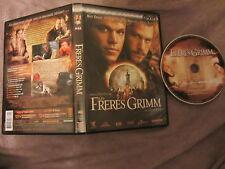 Les frères Grimm de Terry Gilliam avec Matt Damon, DVD, Aventure