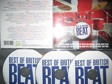 3 CD Best of British Beat Cliff Richard The Shadows Drifters Hunters Don Lang