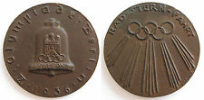 Participation Medal Olympic Games 1936. Cycling