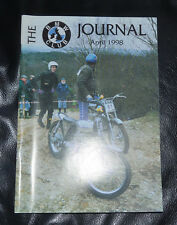 The BMW Club Journal April 1998 Issue, Motorbike Enthusiast Monthly Magazine