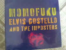 ELVIS COSTELLO AND THE IMPOSTERS - MONOFUKU (2008). SEALED CD.