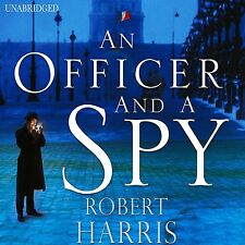 HARRIS,ROBERT-RC 1457 AN OFFICER AND A SPY(CD) CD NEW