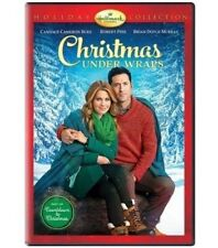HALLMARK CHRISTMAS UNDER WRAPS DVD CANDACE CAMERON BURE NEW HOLIDAY COUNTDOWN