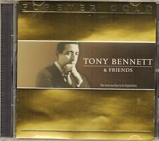 Tony Bennett & Friends - Forever Gold (2007 CD) Feat Count Basie & Cab Callaway