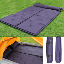 2 Self-Inflating Air Mattress Pad Sleeping Bed Outdoor Camping Hiking Picnic New