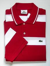 "Superbe Polo Neuf, manches courtes ""Lacoste-Devanlay"" - Taille 5 ou L"