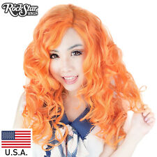 "RockStar Wigs® Lace Front 22"" Cosplay - Pumkin Mix -00257 Wig USA"