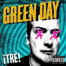 Green Day ¡Tré! (Dirty Version) CD '12 (never played)