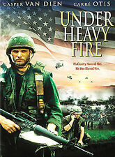 UNDER HEAVY FIRE -- Casper Van Dien - Carrie Otis
