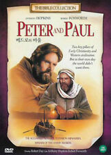 Peter and Paul (1981) Anthony Hopkins, Robert Foxworth BIBLE DVD *NEW
