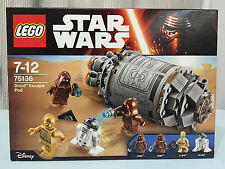 LEGO Star Wars Star Wars Droid Escape Pod 75136
