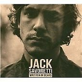 Jack Savoretti - Written in Scars (CD 2015) NEW AND SEALED