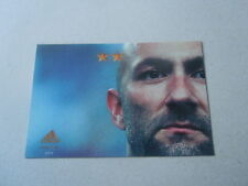 2002 - Carte Foot Equipe de France - Fabien Barthez