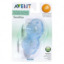 Soothie Pacifier-Avent 3mths++++++