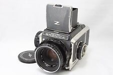 **Excellent** Zenza Bronica S2  Medium format Film Camera w/Lens 75mm f2.8 #J001