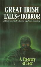 GREAT IRISH TALES OF HORROR: A Treasury of Fear (1995), Edited by Peter Haining