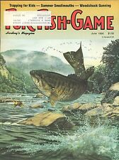 Fur-Fish-Game magazine--June 1990-----514