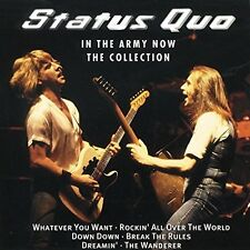Status Quo In the army now-The collection (14 tracks) [CD]