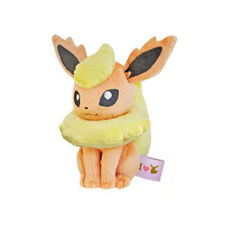Pokemon 5'' Flareon Plush Doll Anime Manga Licensed I love Eievui Eevee NEW
