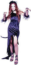 NWT BLACK CAT MAGIC COSTUME S/M 2-8 HALLOWEEN