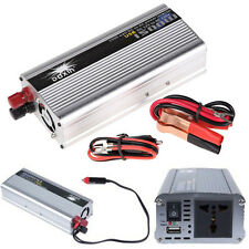 Car 1500W Converter Power Inverter DC 12V to AC 220V 230V 240V Modified Invertor
