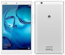 Huawei MediaPad M3 8.4 Silver 32GB BTV-DL09 (FACTORY UNLOCKED) Wi-Fi+4G 4GB RAM
