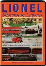 Lionel Showroom Layouts 1949 Remake Toy Fair DVD Sealed