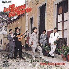 Para Adoloridos by Los Tigres del Norte (CD, Dec-2002, Fonovisa)