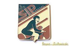 """VESPA Metall-Plakette """"SIP Open Day 2015"""" - Limitiert auf 80 Stück weltweit!"""