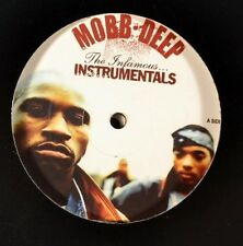 MOBB DEEP Infamous Instrumentals 2x LP NEW VINYL Prodigy Havoc Shook Ones