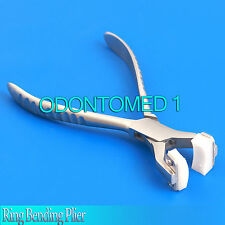 Ring Bending Bracelet Curving Optical Watch Pin Bending Pliers with EXTRA JAWS