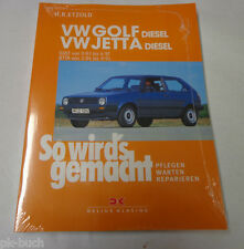 Reparaturanleitung So wird's gemacht VW Golf II / VW Jetta / Diesel 1983 - 1992
