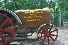 Fordson Tractor Cover - Detroit, Mich. 1923 - 1928