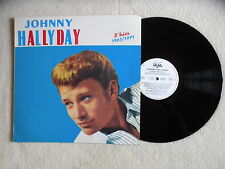 "LP JOHNNY HALLYDAY ""D'Hier 1961/1971"" CLUB DIAL 900176-1 FRANCE µ"