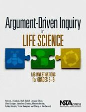 Argument-Driven Inquiry in Life Science: Lab Investigations for Grades 6-8 - PB3