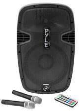 New PPHP129WMU 12'' 1000W Bluetooth Music Streaming Portable Loudspeaker System