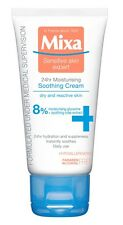 24hr Soothing and Hydrating Cream-MIXA France-Hypoallergenic-Instantly Soothes