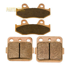 Front Rear Sintered Brake Pads - 1985 HONDA ATC 350 X