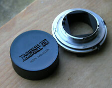 Minolta MD MC SR Tamron Adaptall 2 mount & cap used but good (not sony af)