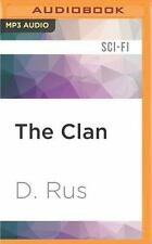 Play to Live: The Clan by D. Rus (2016, MP3 CD, Unabridged)