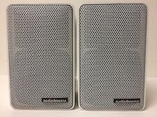Audio Source LS1 Pair Of Speakers White LS One