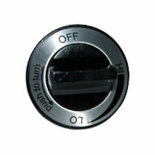 Plastic Control Knob Replacement for Charmglow Gas Grill Models 01800