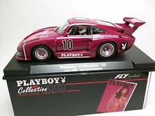 Slot Car Fly Porsche 935 K3 Playboy Collection 2000 Compatible 1/32 Scalextric