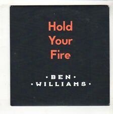 (HB290) Ben Williams, Hold Your Fire - 2015 DJ CD