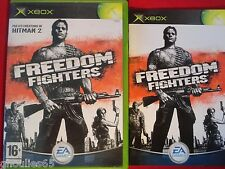 FREEDOM FIGHTERS XBOX FREEDOM FIGHTERS XBOX XBOX 360